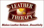 Leather Therapy Makes Leather Behave...Beautifully